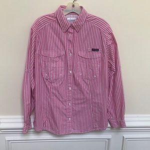 Columbia PFG Omnishade Shirt - Women's Size L